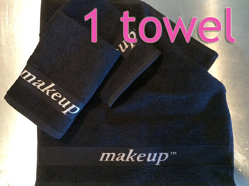 *1* MAKEUP Towel
