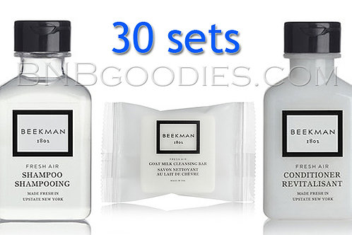 Beekman 1802: 30 Sets With Soap
