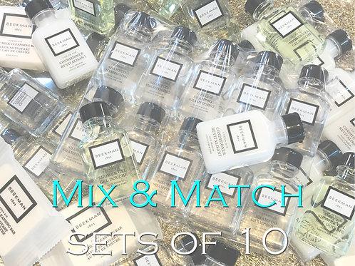 Beekman 1802 - Mix + Match - Any Item, Set of 10