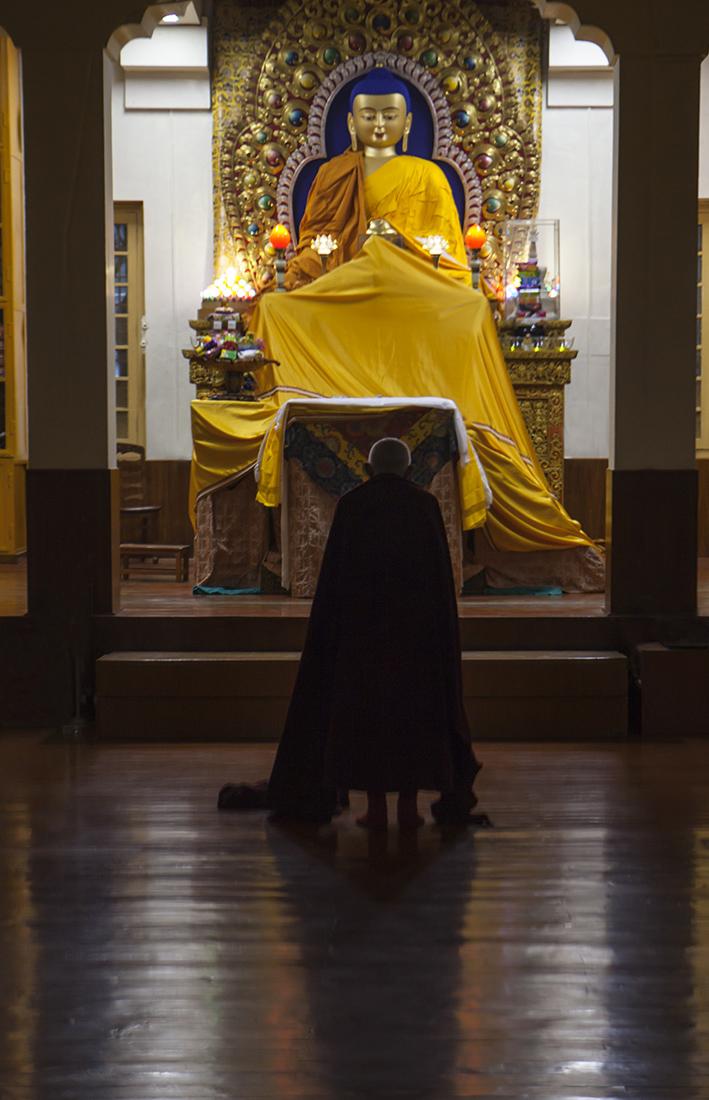 Daramshala Templo del Dalai Lama
