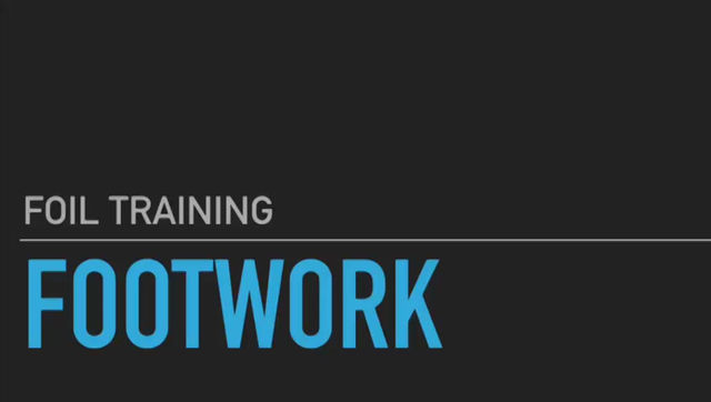Foil Footwork Training (Training & Agility)