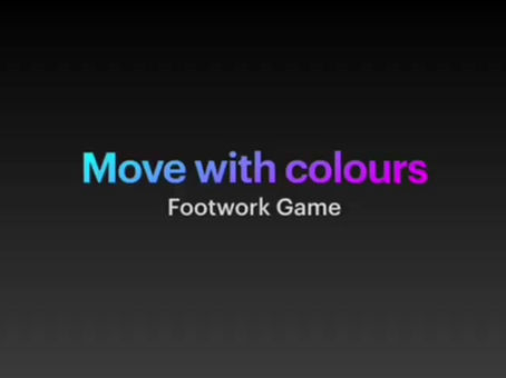 Move with colours - Agility Training