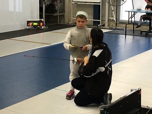 Intro to Fencing 3 month offer (one time only)