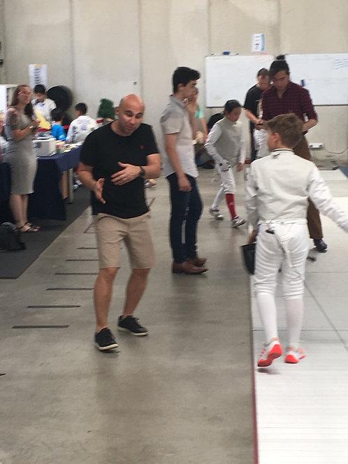 Academy Fencing Semester Plan