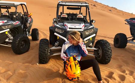 Dune-Bashing
