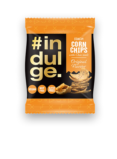 Indulge Corn Chips Bag