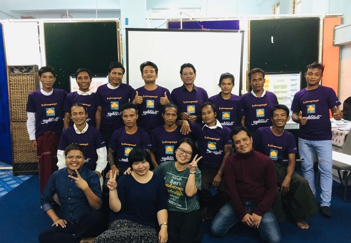 The FLIP project was closely informed and guided by true experts - survivors of trafficking on Thai fishing vessels