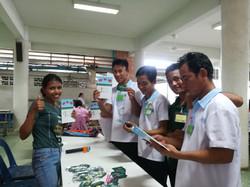 Canteen outreach