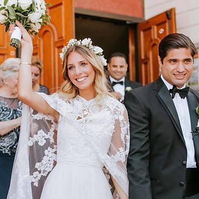 Marie and Juan