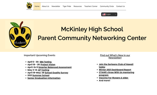 We invite you to check out our New Parent Community Networking Center's (PCNC) Website!