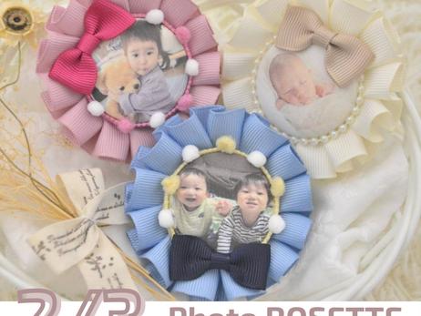 2/3(水) Miina Workshop「Photo ROSETTE」in ダイハツ黒埼インター店