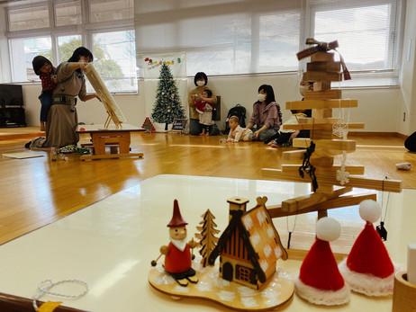 teteのピアサポトリプルクリスマス会を開催しました