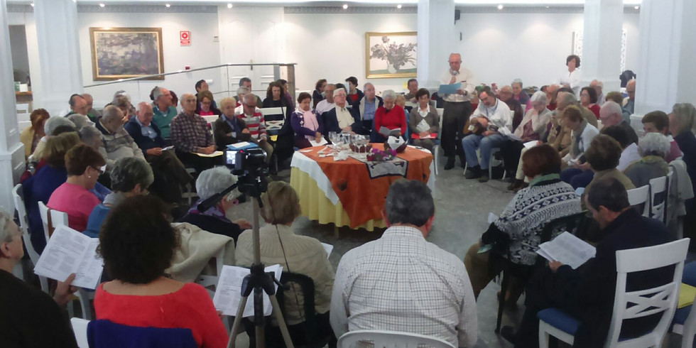 Reunión General de Comunidades