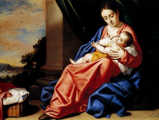 María Madre de Dios