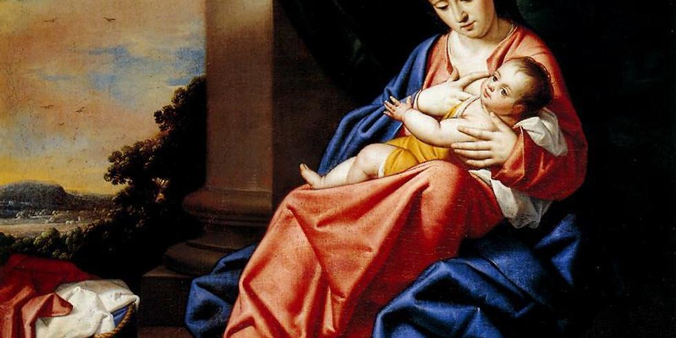 Solemnidad María Madre de Dios (Misa Español)