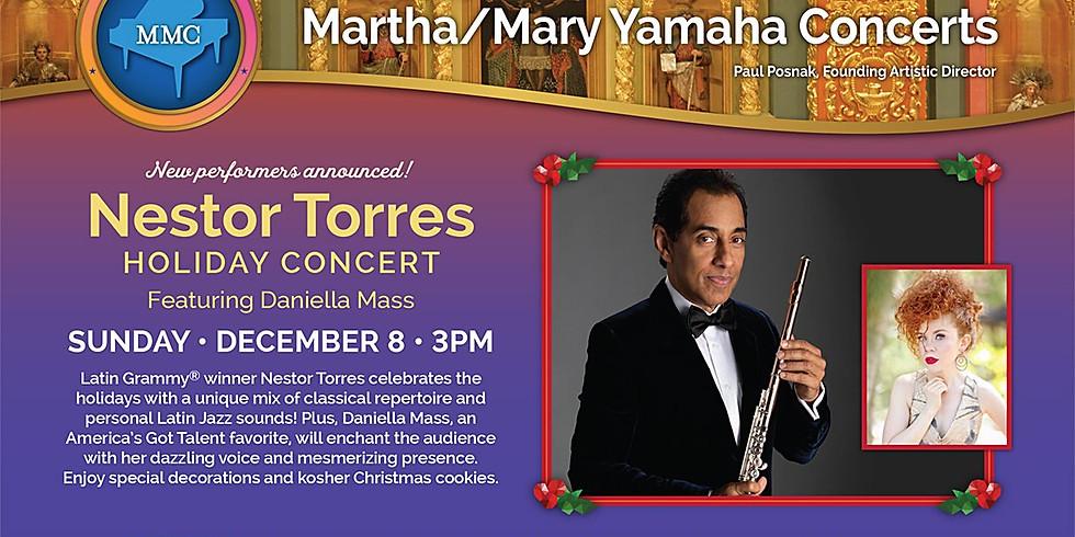 Nestor Torres and Daniella Mass Concert