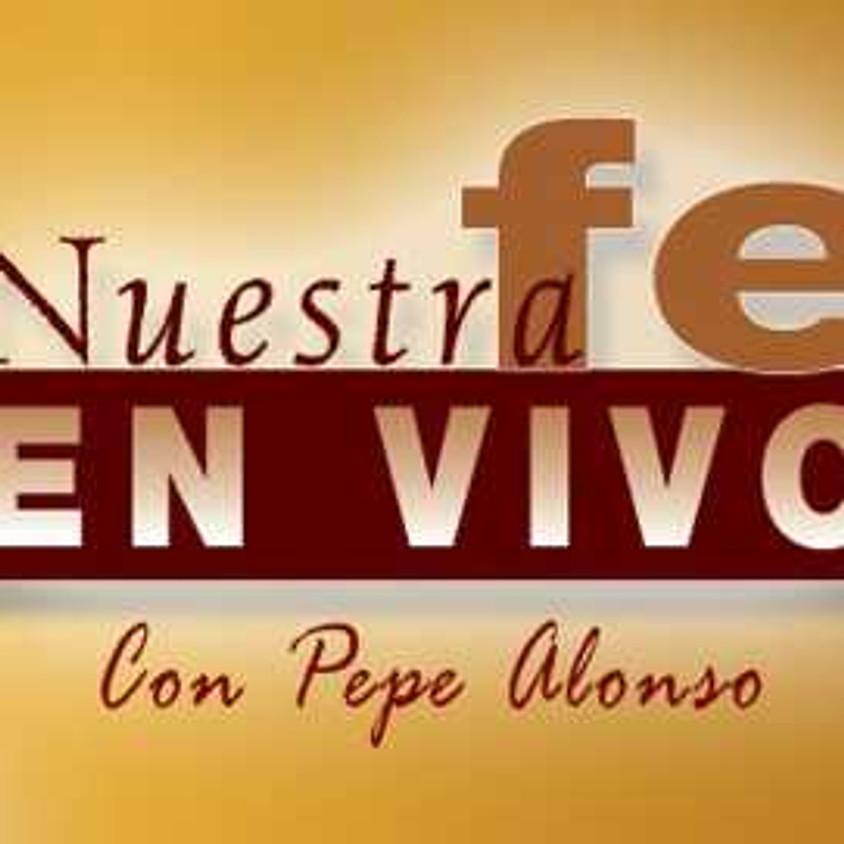 Entrevista en Nuestra Fe en Vivo EWTN