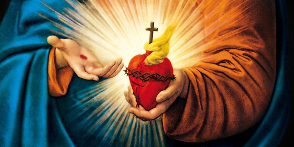 Sacred Hearth of Jesus   Sagrado Corazón de Jesús