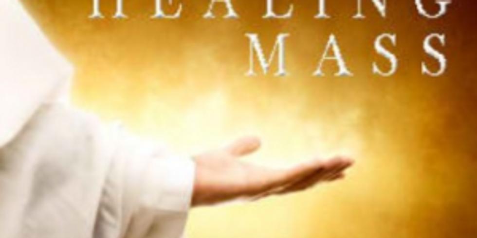 Healing Mass | Misa de Sanación
