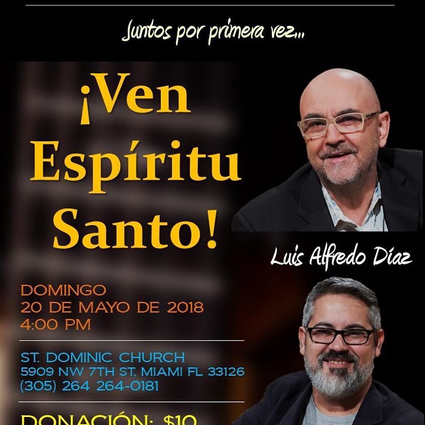 Concierto Íntimo: ¡Ven Espíritu Santo!