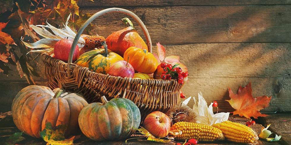 Thanksgiving Mass | Misa de Acción de Gracias