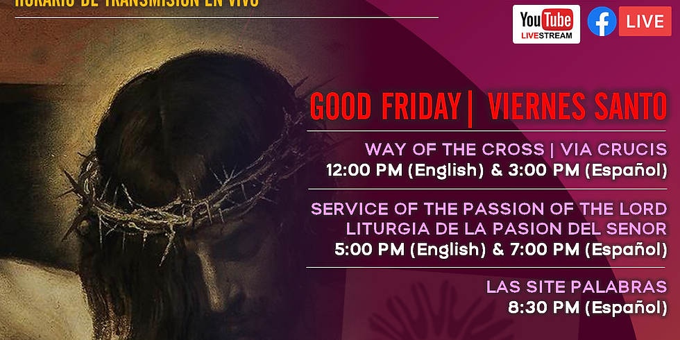 SERVICE OF THE PASSION OF THE LORD (English)
