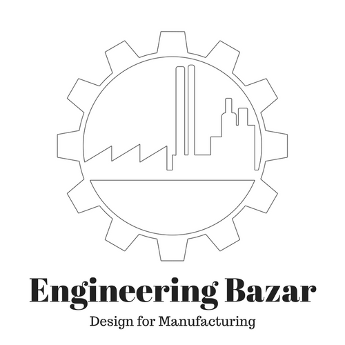 This is Engineering Bazar official logo.