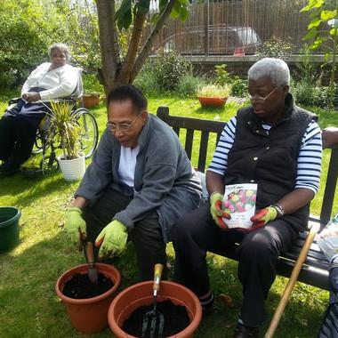 Members of the gardening group.jpg