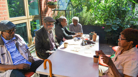 Gardening Club with elders Sat 12th Sept