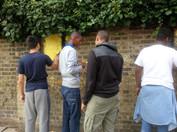 The Challenge – young people volunteering