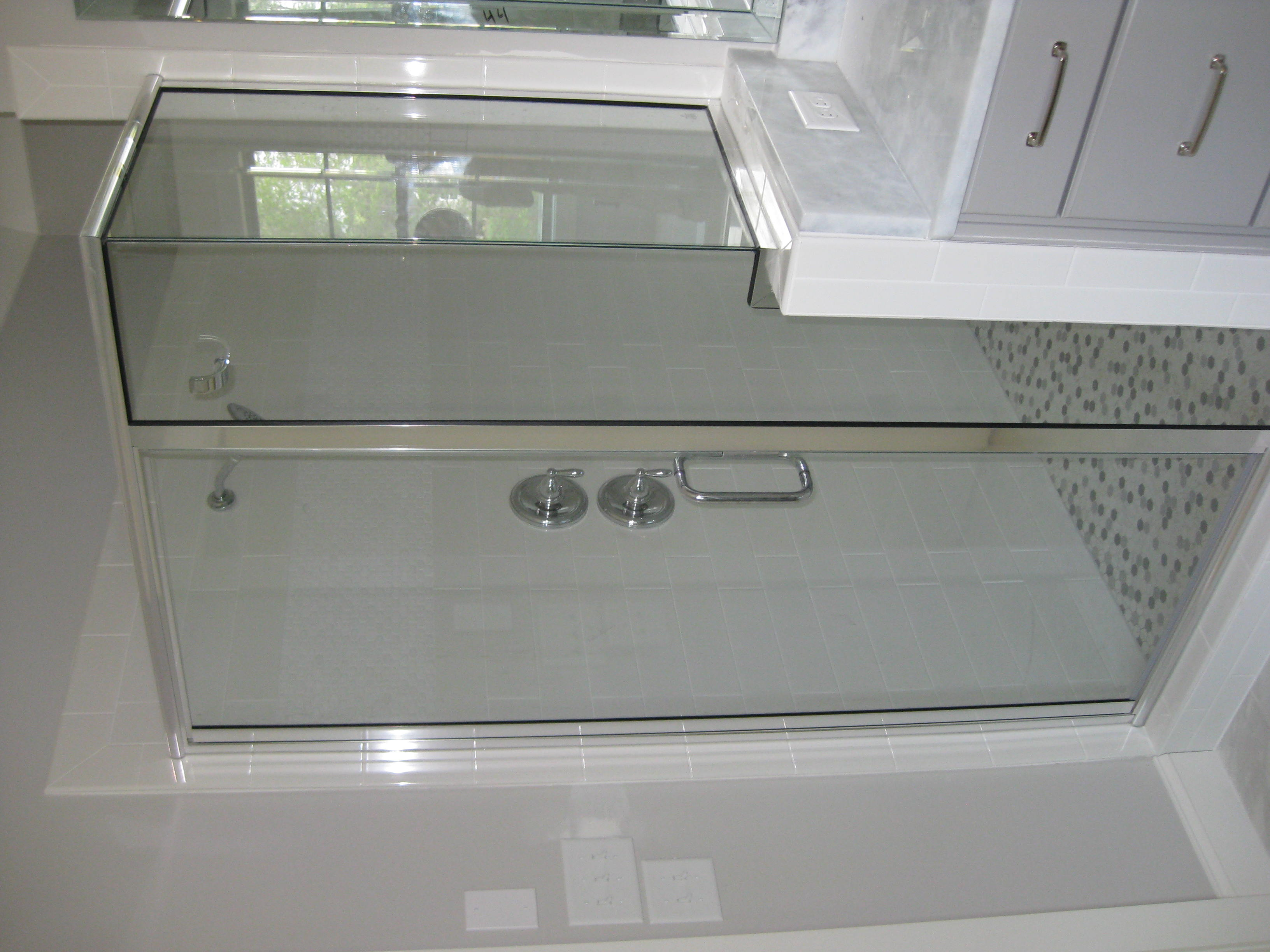 Semi-Frameless Shower 3