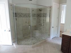 Heavy Shower with Header