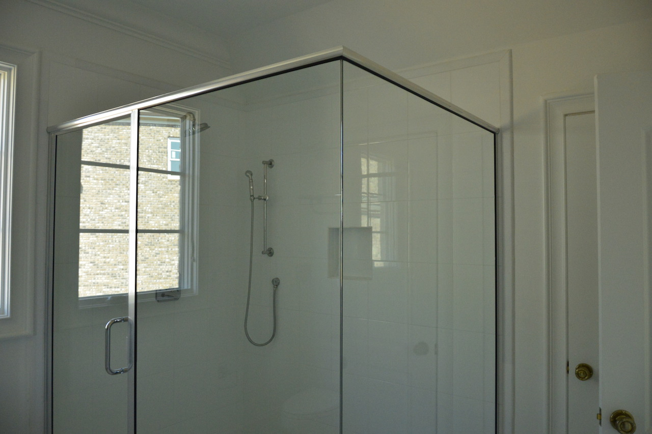 Semi-Frameless Shower Example22