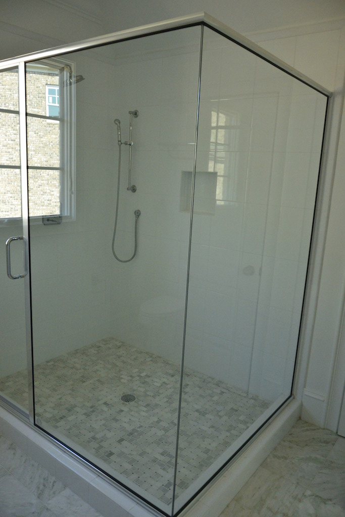 Semi-Frameless Shower Example24