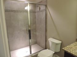 Semi-Frameless Shower Example45