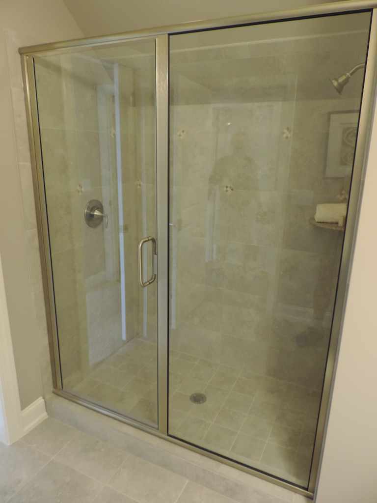 Semi-Frameless Shower Example57
