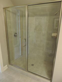 Semi-Frameless Shower Example57