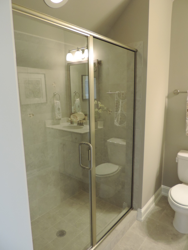 Semi-Frameless Shower Example58