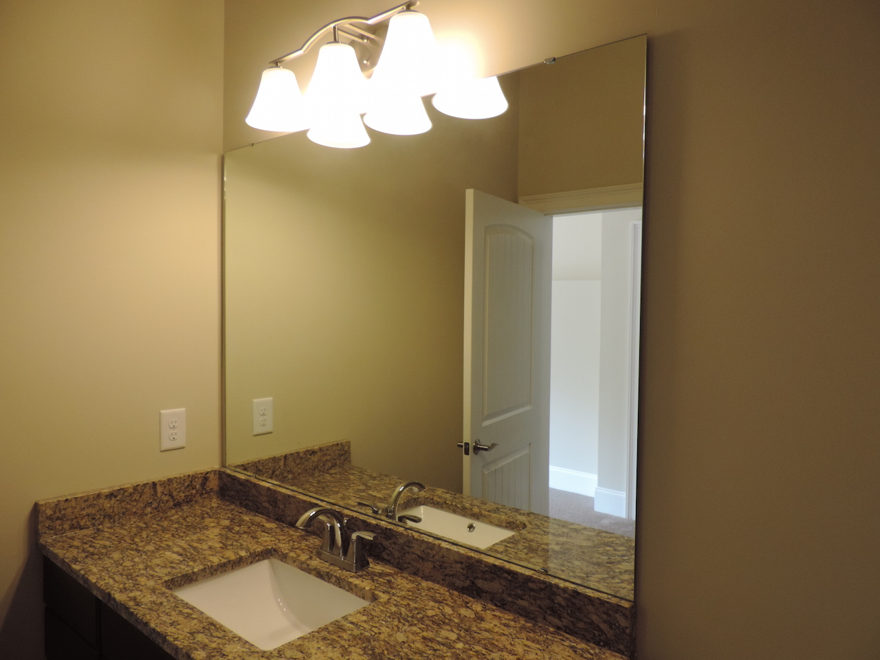 Over height Mirror with Lights