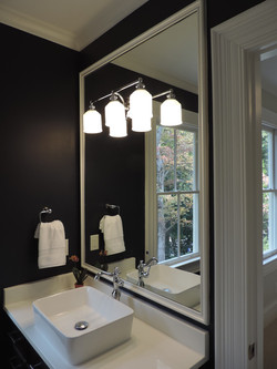 Mirror set in Trim Frame