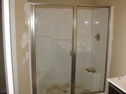 Semi-Frameless Shower 5