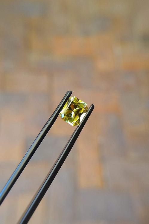 Yellow Radiant Sapphire