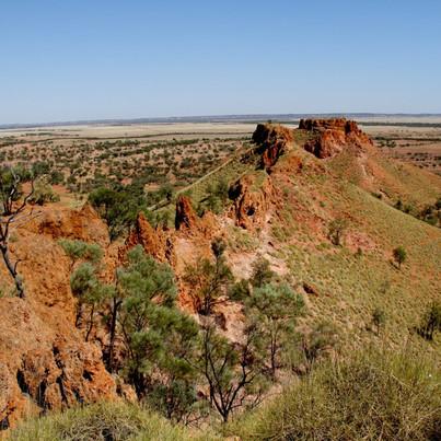 Western Queensland Mesa