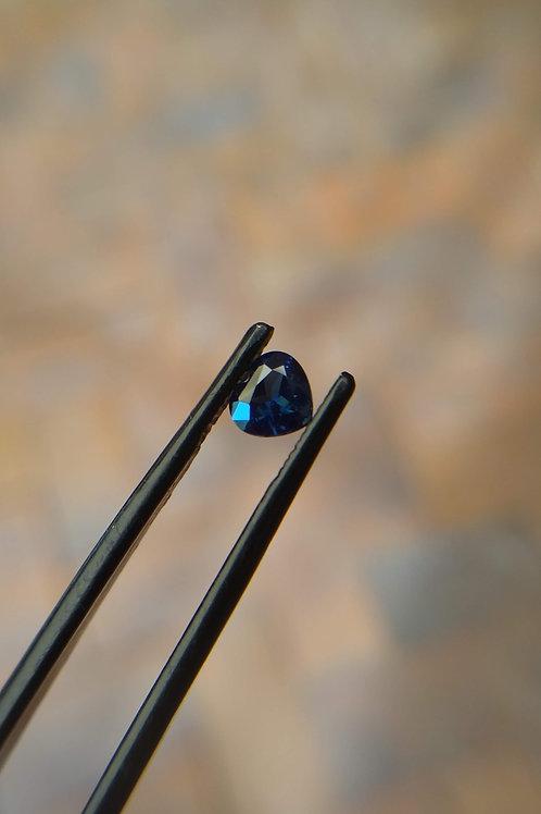Blue Heart Sapphire