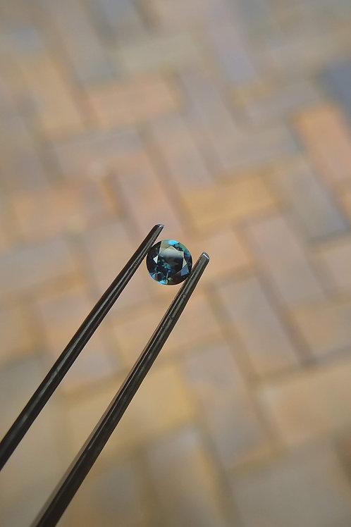 Blue Brilliant Sapphire