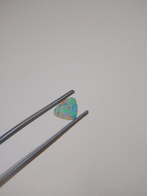 Blue Green Boulder Opal