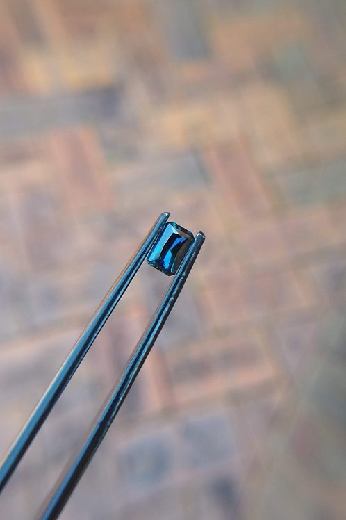 Blue Radiant Sapphire