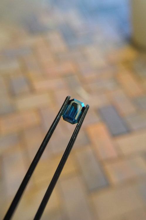 Blue Emerald  Sapphire