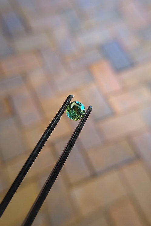 Green Brilliant Sapphire