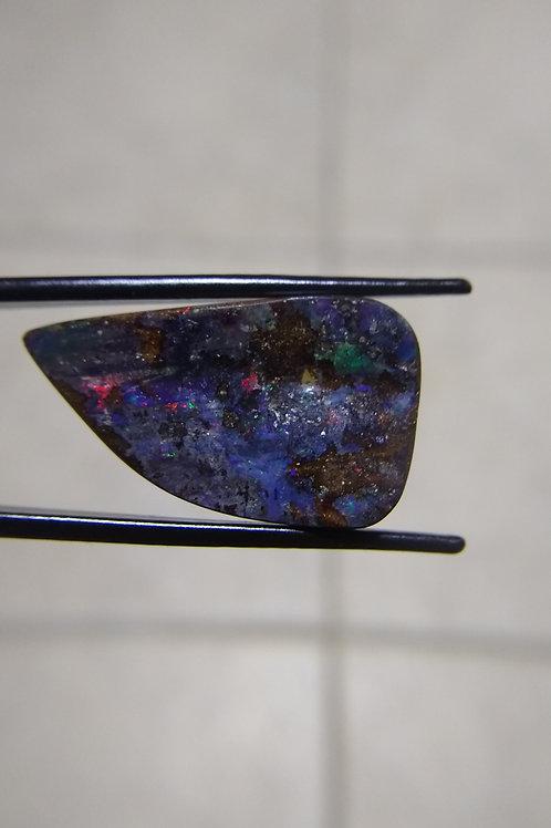 Freeform Drop Boulder Opal